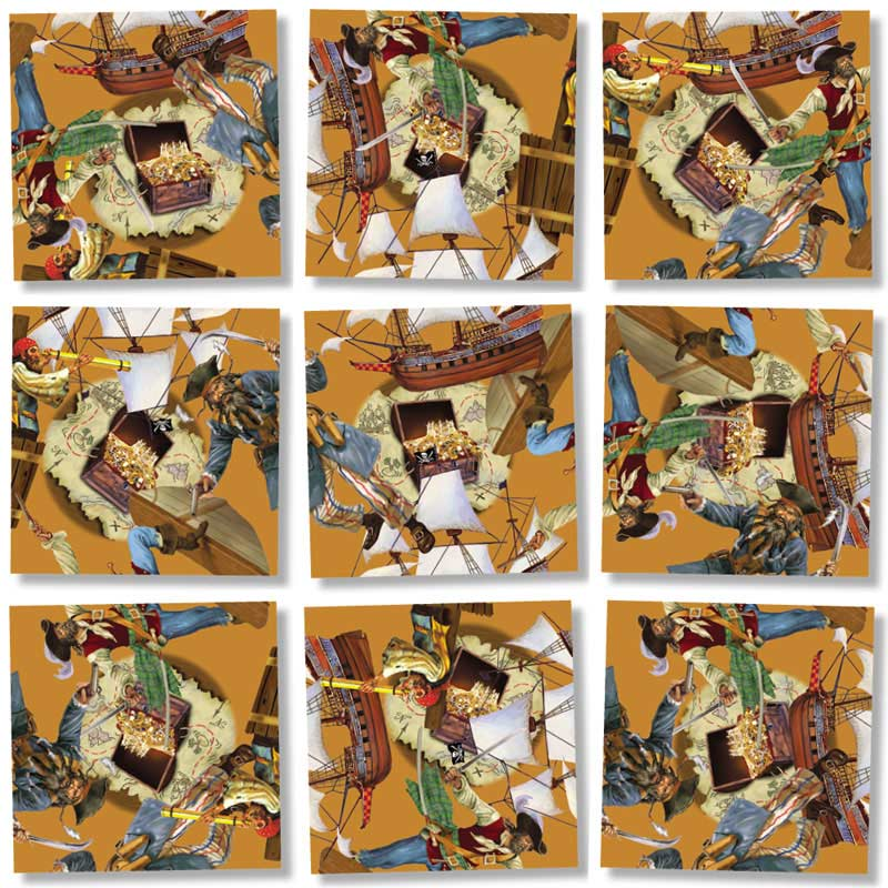 Pirates Fantasy Children's Puzzles