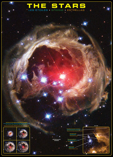 The Stars Space Jigsaw Puzzle