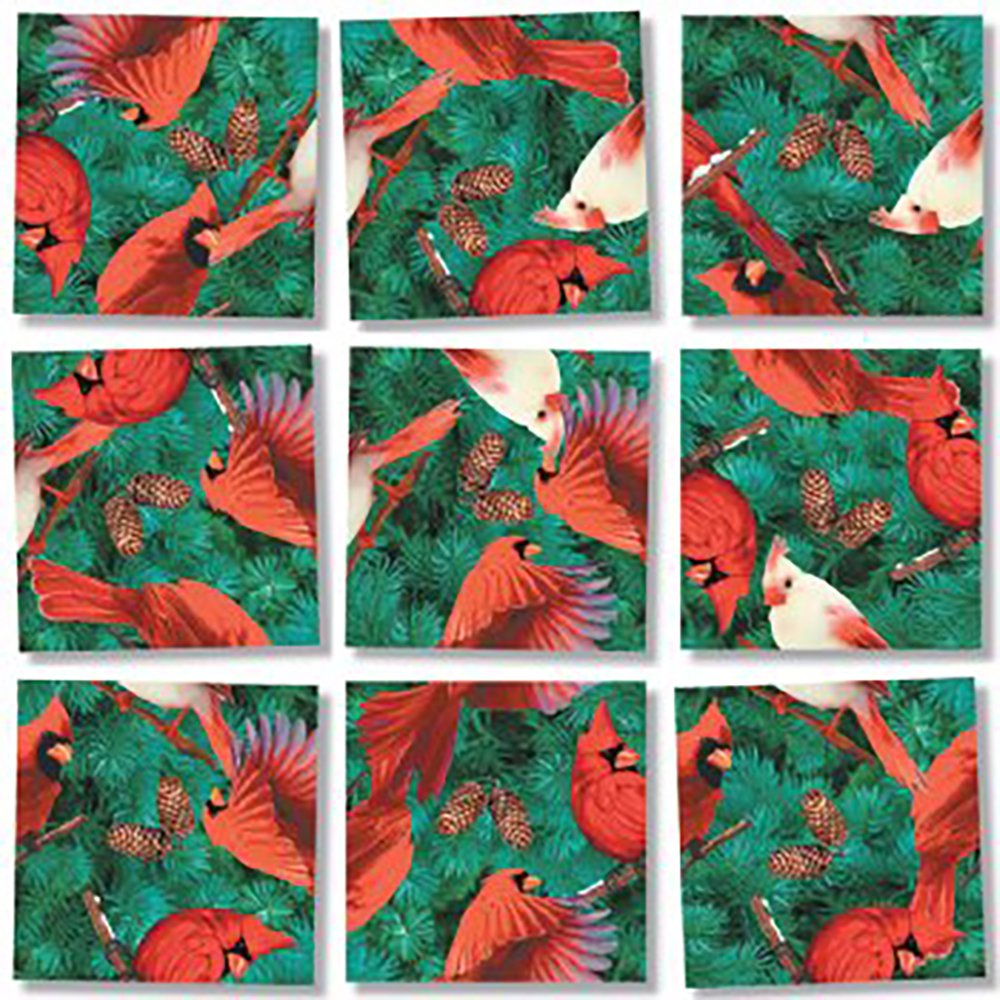 Cardinals Wildlife Jigsaw Puzzle