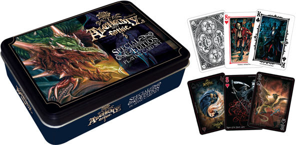 Alchemy (Playing Card Tin) Movies / Books / TV