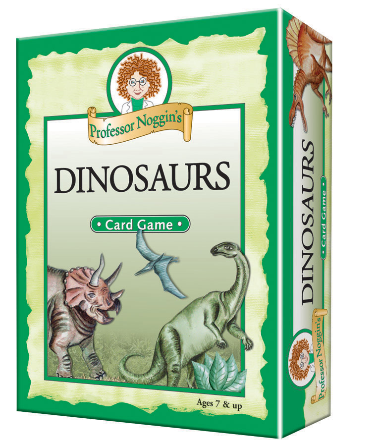 Professor Noggin's Dinosaurs