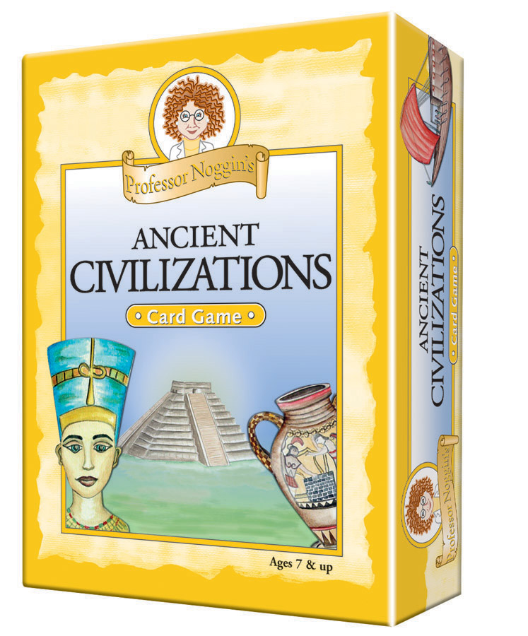 Professor Noggin's Ancient Civilizations History