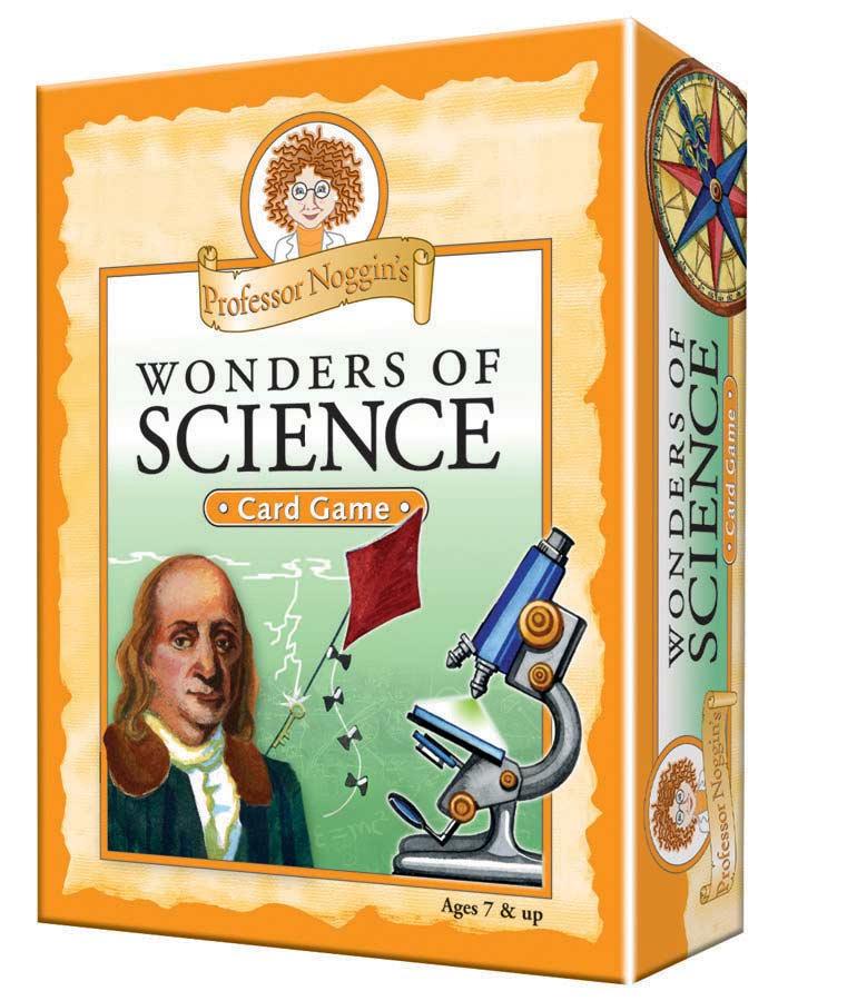 Professor Noggin's Wonders of Science Educational