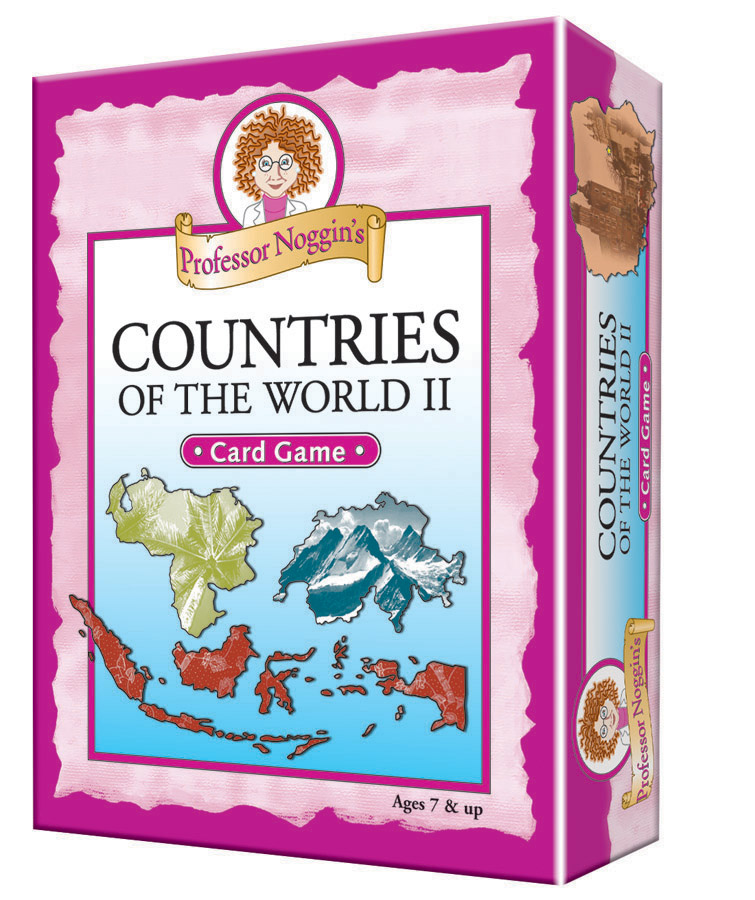 Professor Noggin's Countries II