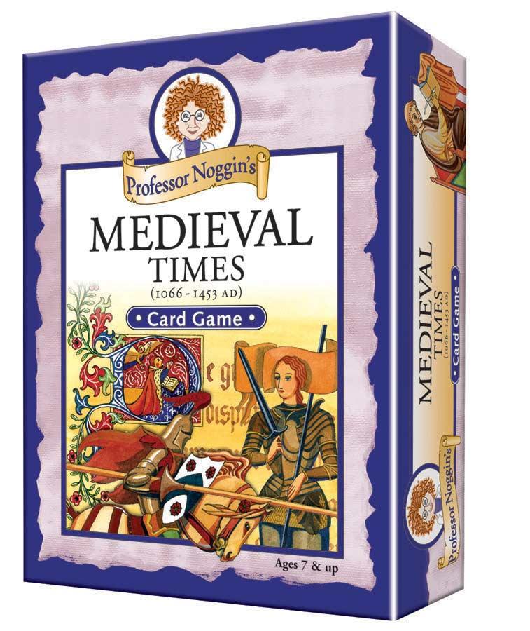 Professor Noggin's Medieval Times