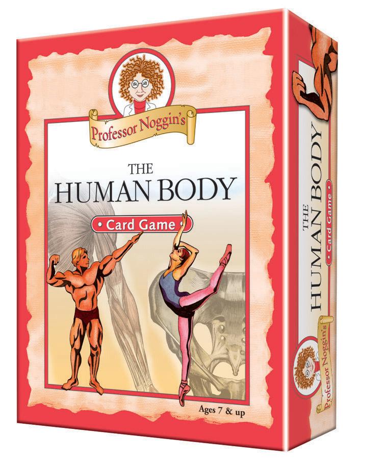 Professor Noggin's The Human Body Educational