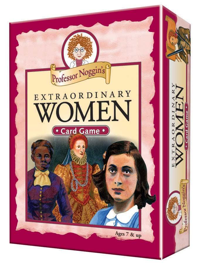Professor Noggin's Extraordinary Women
