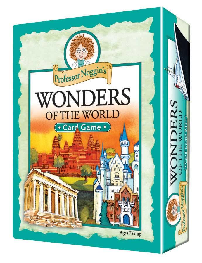 Professor Noggin's Wonders of the World