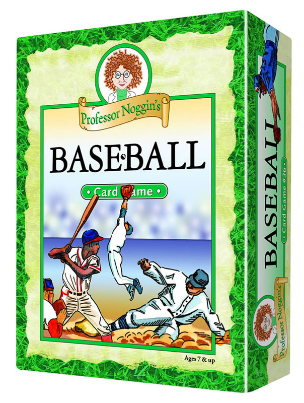 Professor Noggin's Baseball Baseball