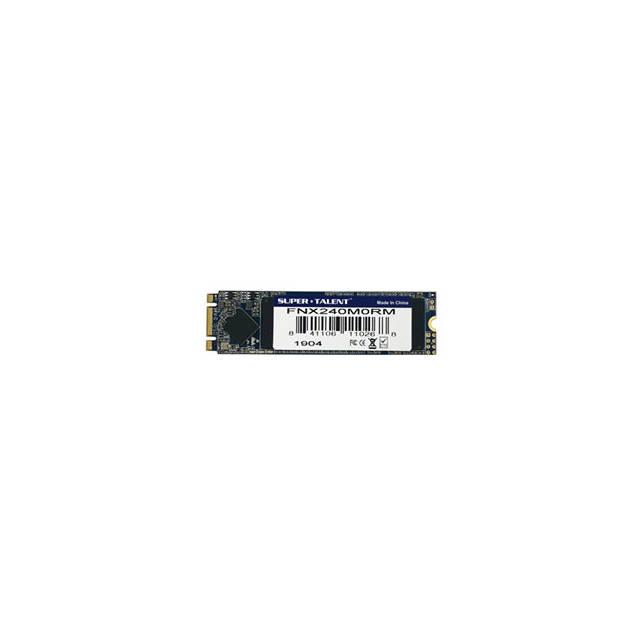 Super Talent M.2 SATA DX3 256GB SATA3 Solid State Drive (3D TLC)