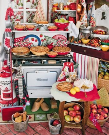 Grandma's Kitchen Food and Drink Jigsaw Puzzle