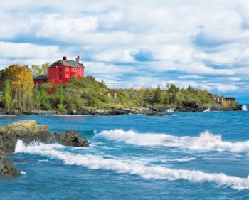 Lighthouse Point Lighthouses Jigsaw Puzzle