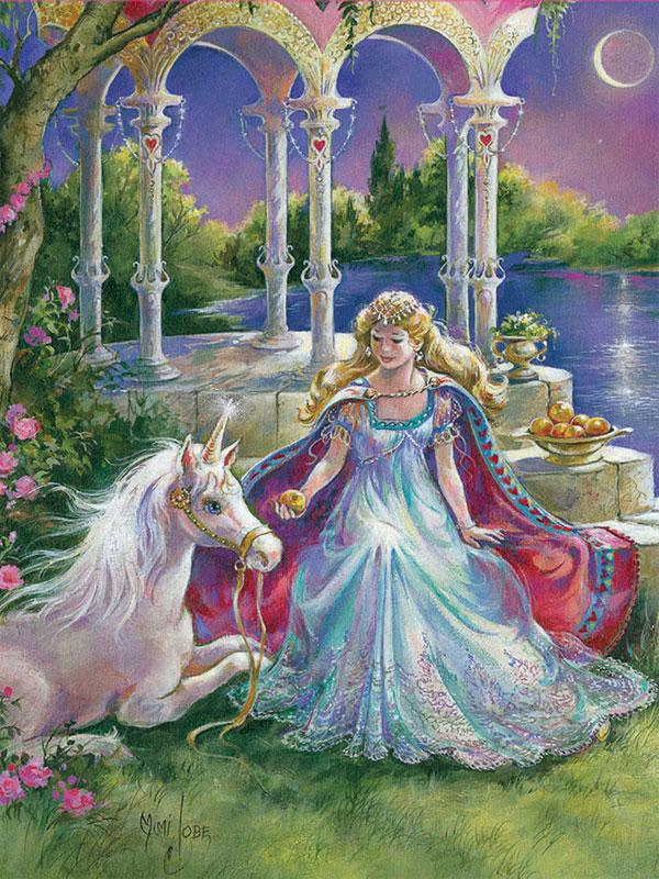 Little Princess Princess Jigsaw Puzzle