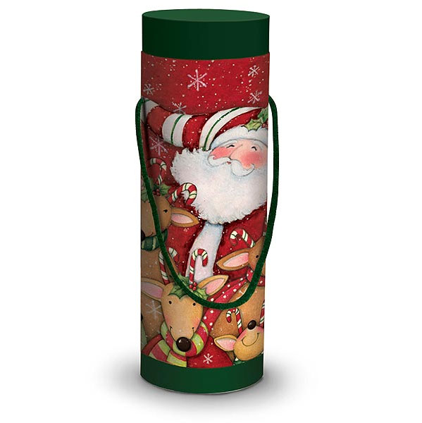 Deer Friends - Tote Christmas Collectible Packaging