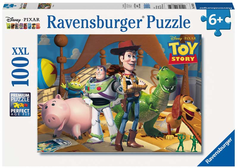 Toy Story - Scratch and Dent Disney Jigsaw Puzzle