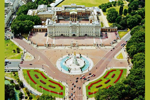 Buckingham Palace Castles Jigsaw Puzzle