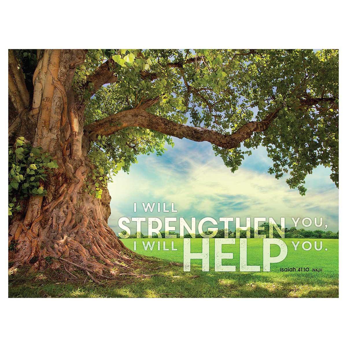 God's Help Religious Jigsaw Puzzle