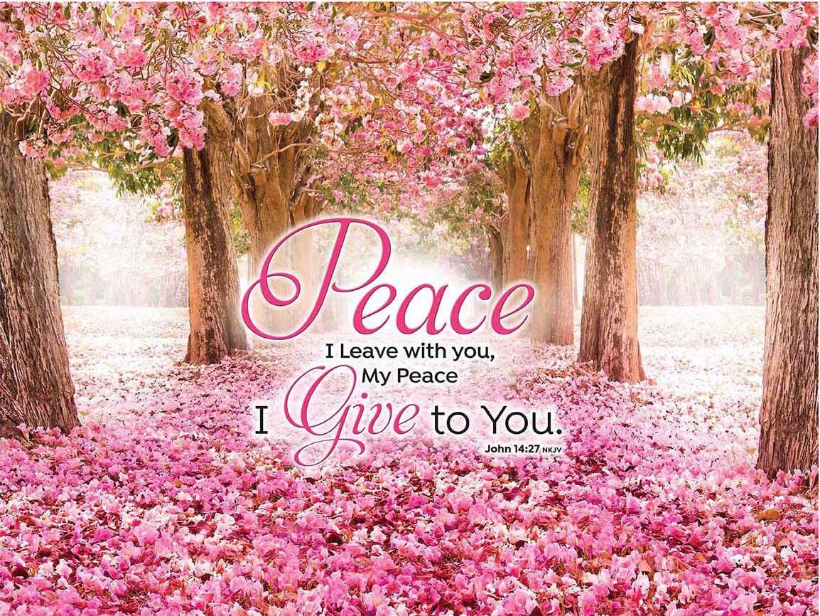 God's Peace Religious Jigsaw Puzzle
