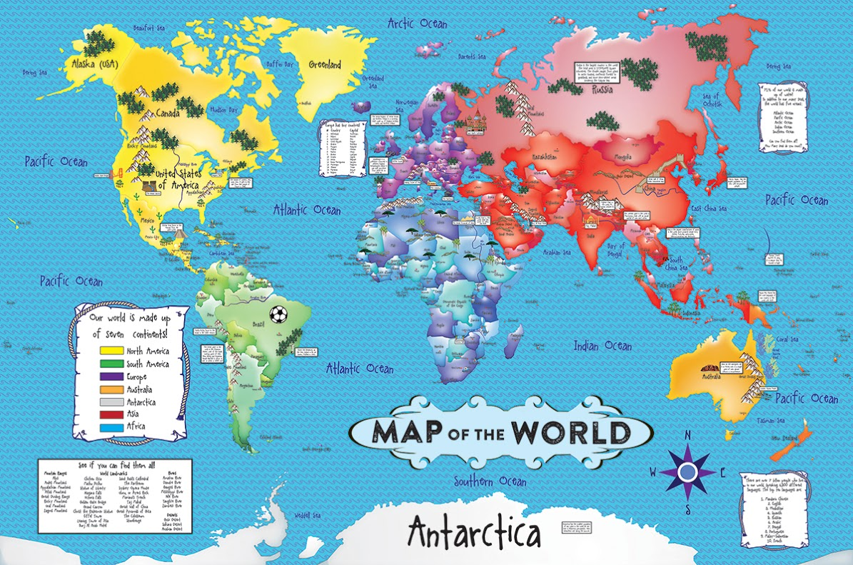 World Map Floor Puzzle Jigsaw Puzzle Puzzlewarehouse Com