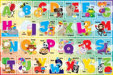 Sing-A-Long Floor Puzzle - Alphabet Educational Floor Puzzle