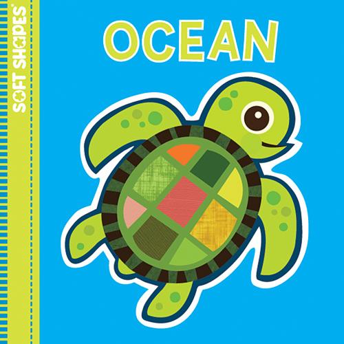 Ocean (Soft Puzzle Book)