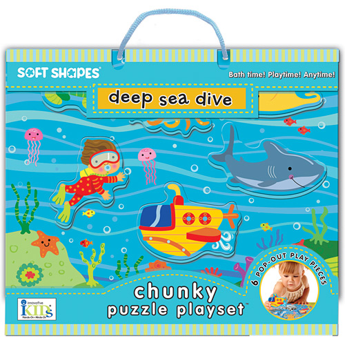 Deep Sea Dive Under The Sea Jigsaw Puzzle