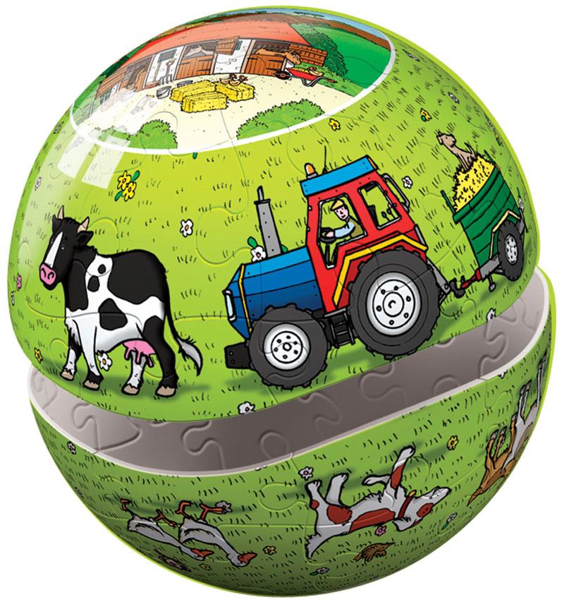 Puzzleball - Farm Farm Jigsaw Puzzle