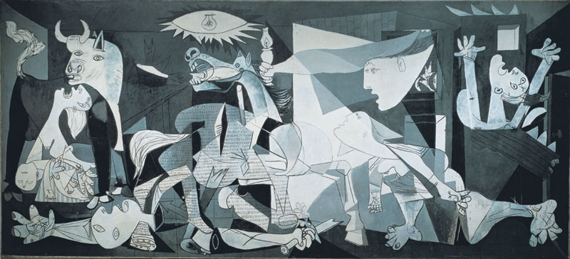 Guernica - Scratch and Dent Contemporary & Modern Art Jigsaw Puzzle