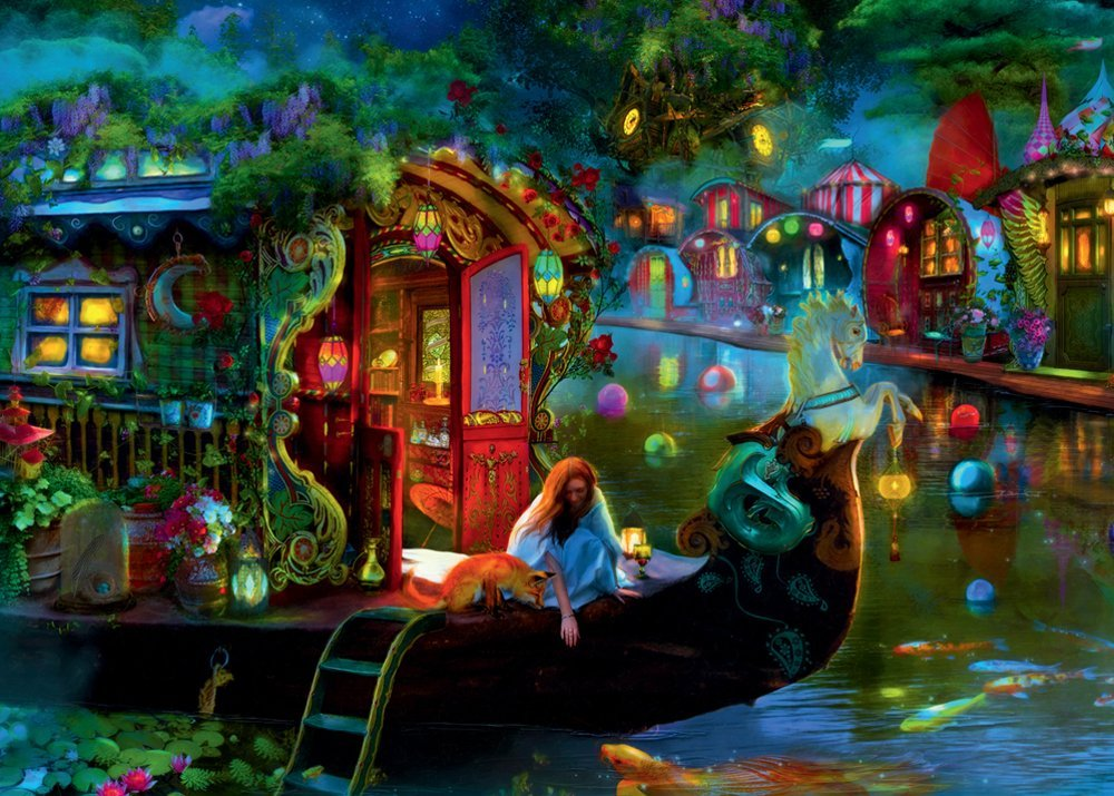Wanderers Cove Fantasy Jigsaw Puzzle