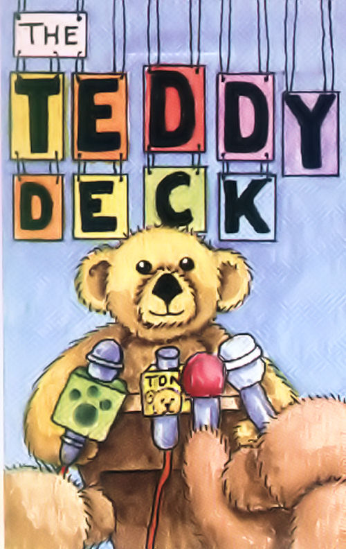 The Teddy Deck, Single Deck Bears Playing Cards
