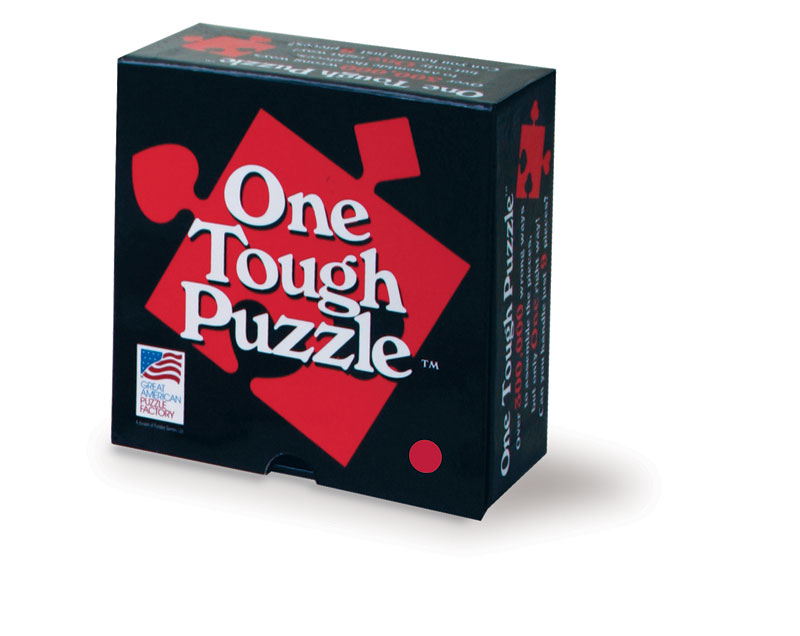 One Tough Puzzle Jigsaw Puzzle