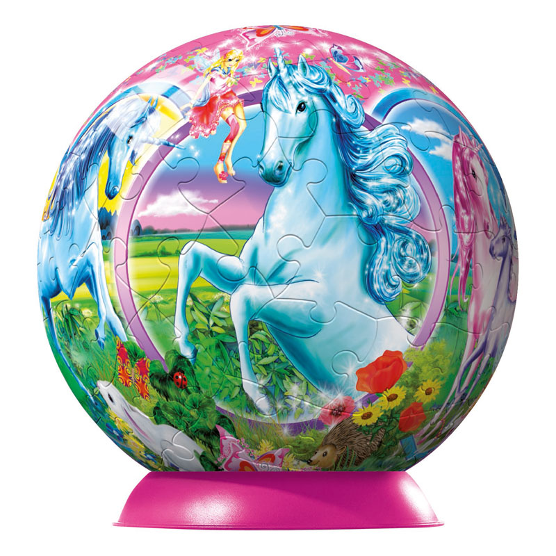 Puzzleball - Unicorns Fantasy Jigsaw Puzzle