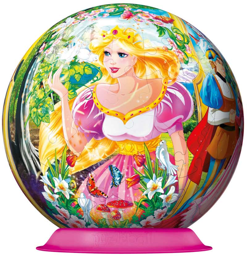 Puzzleball - Enchanting Princess Princess Children's Puzzles