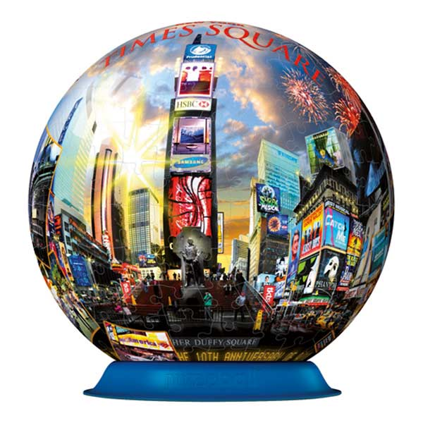 Puzzleball - Times Square NYC (270pc) New Year's Eve Jigsaw Puzzle