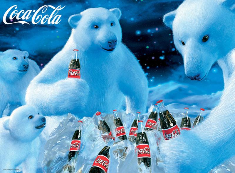 Polar Bears Christmas Jigsaw Puzzle