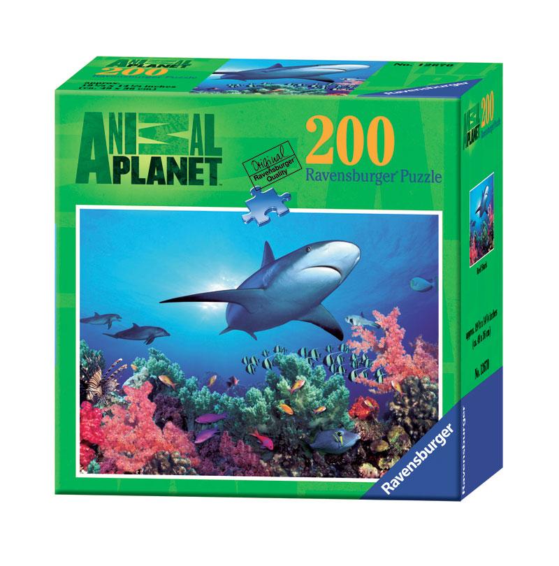 Animal Planet - Reef Shark Marine Life Jigsaw Puzzle