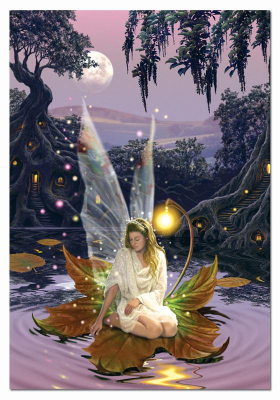 Fairy Princess Fairies Jigsaw Puzzle