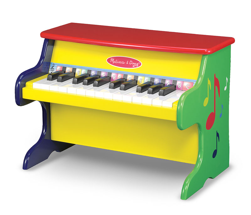 Learn-to-Play Piano Toy