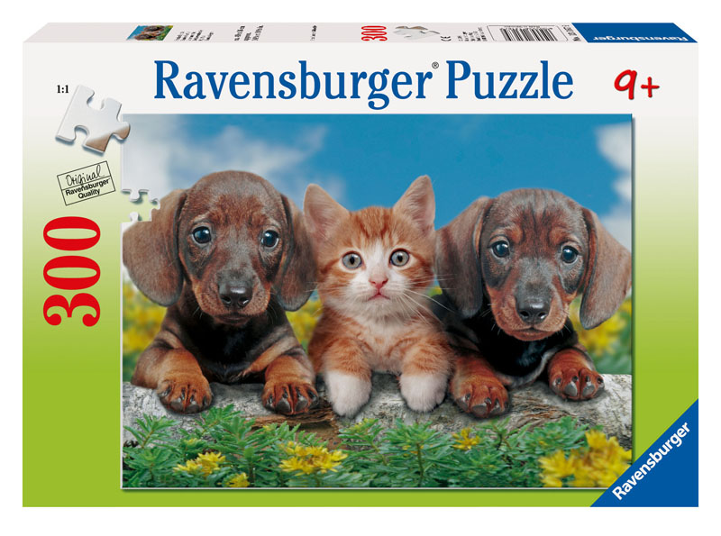 My Pals Cats Jigsaw Puzzle