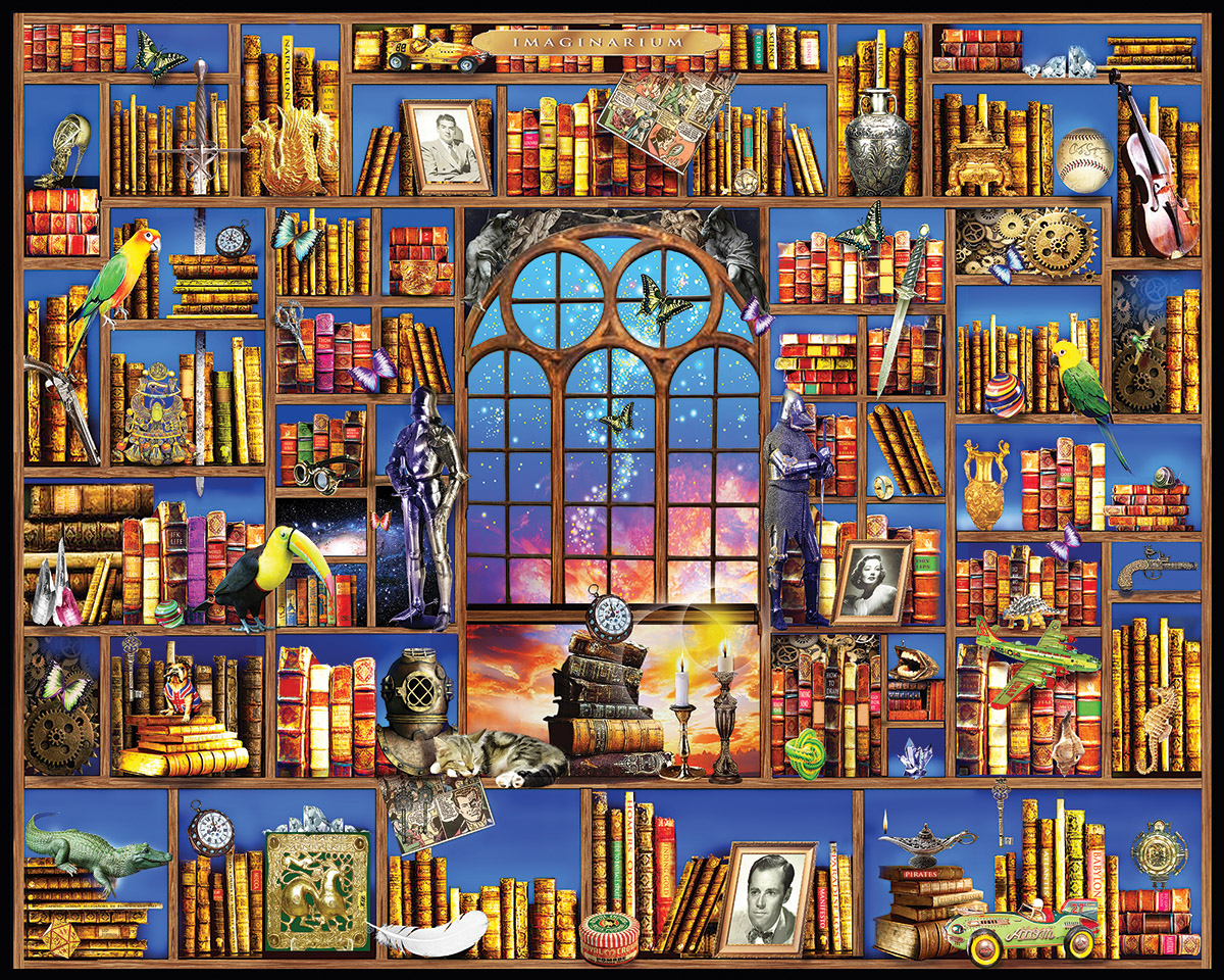 Imaginarium Surreal Jigsaw Puzzle
