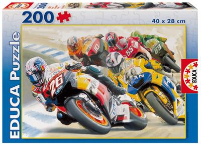 Motorcycles Grand Prix Motorcycles Jigsaw Puzzle
