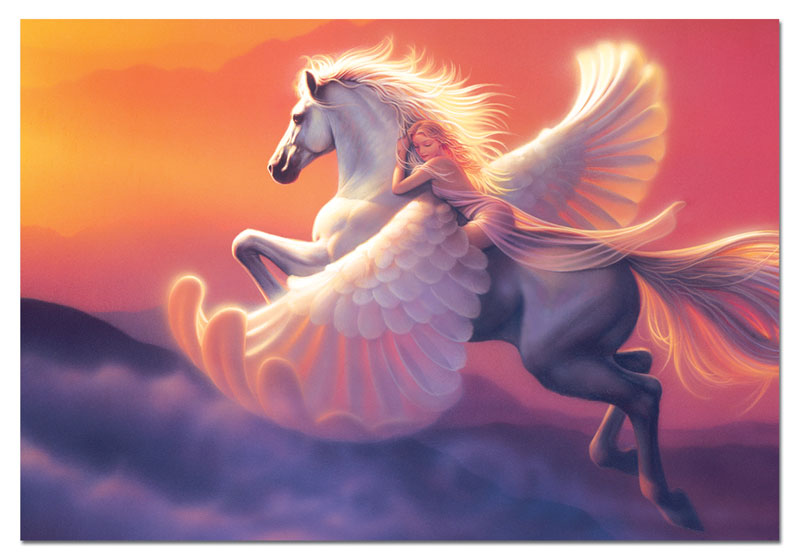 Pegasus Fantasy Jigsaw Puzzle