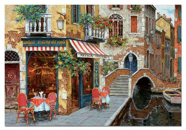 Antico Osteria Italy Jigsaw Puzzle