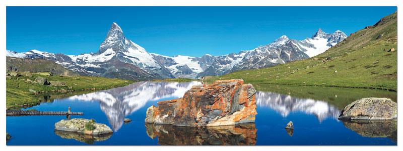 Matterhorn, The Alps Mountains Jigsaw Puzzle