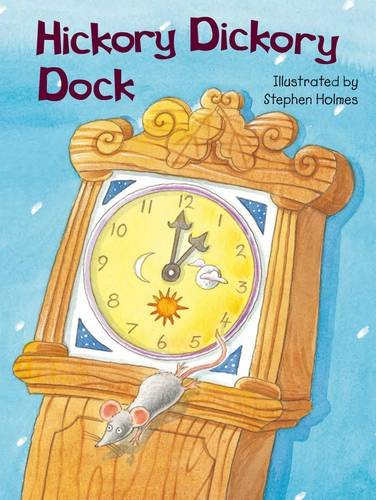 Hickory Dickory Dock Puzzle - Scratch and Dent Cartoons Jigsaw Puzzle