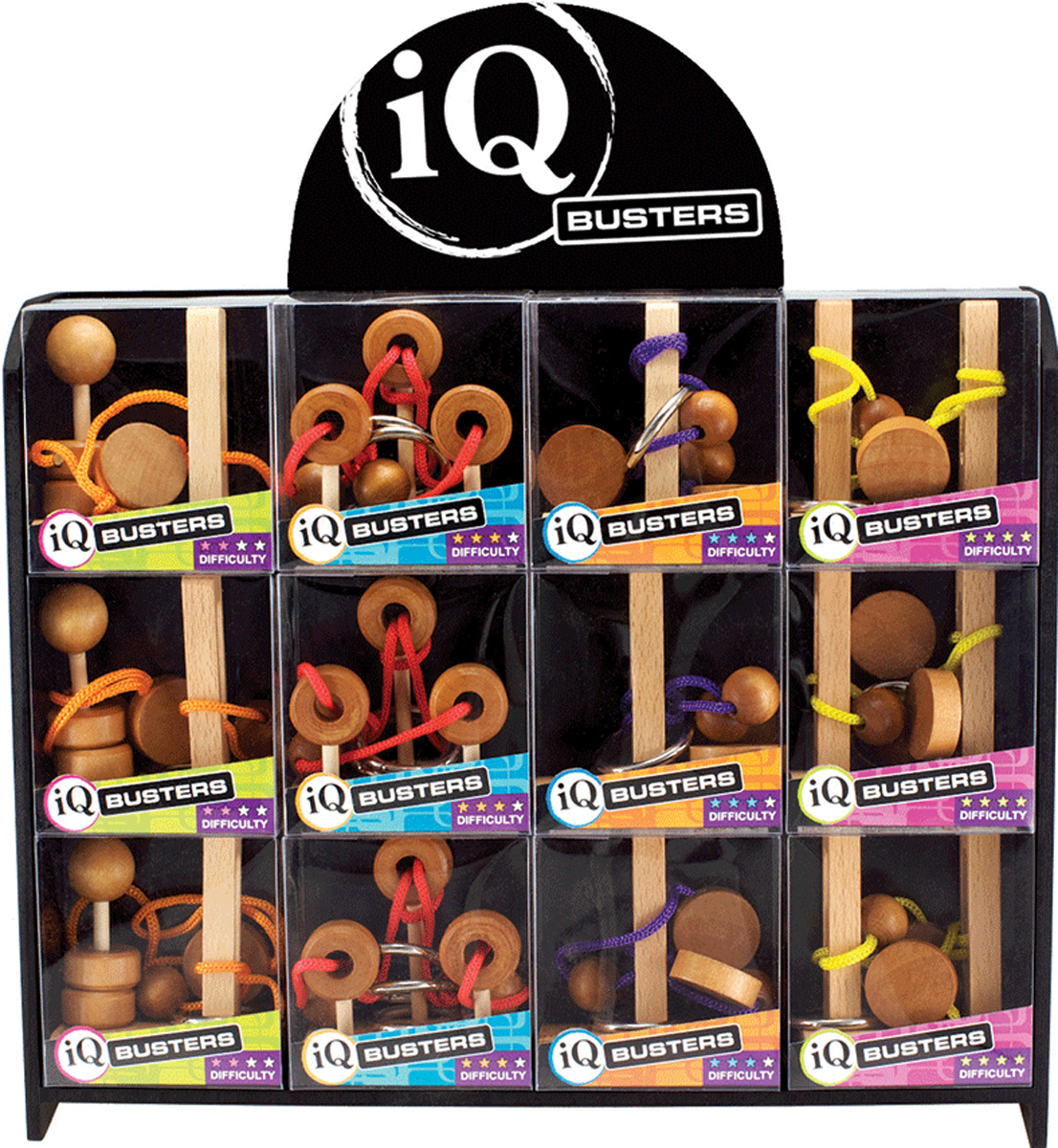 IQ Busters: Wire Puzzle
