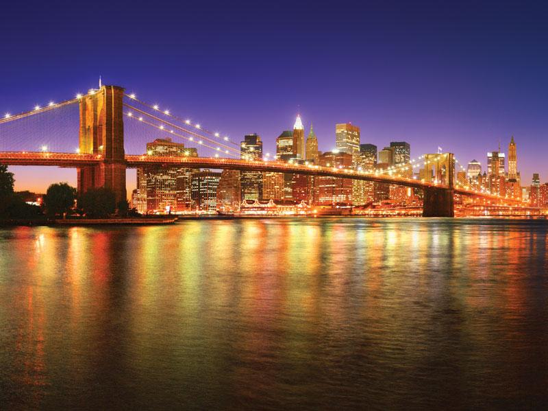 NYC Skyline New York Jigsaw Puzzle