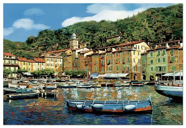 Portofino Italy Jigsaw Puzzle