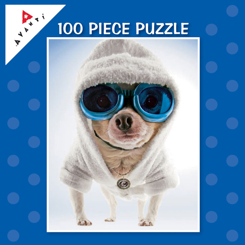 Mini Pet Puzzles - Sup, Dog Dogs Jigsaw Puzzle