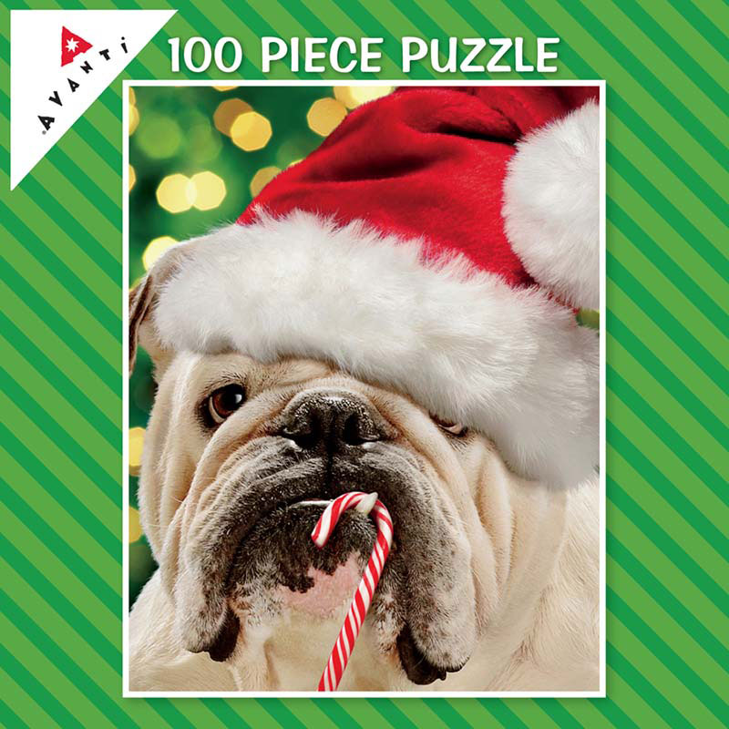 Mini Pet Puzzles Christmas - Bah! Humbug! Christmas Jigsaw Puzzle